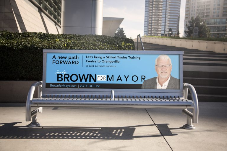 Sandy Brown Mayoral Campaign